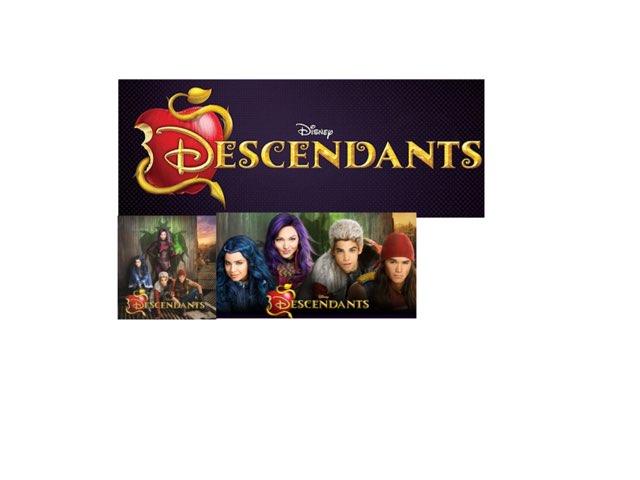 Disney Descedunts by Layth sattam