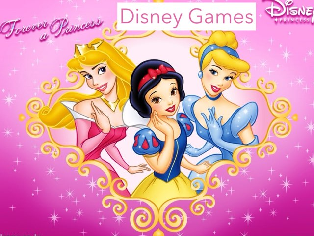 Disney Games by Mohammad isha