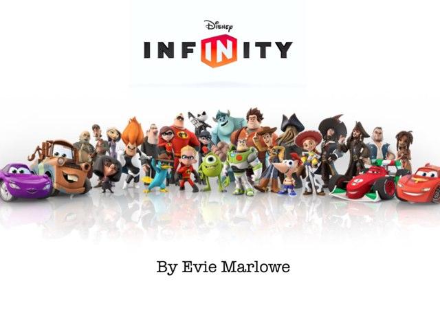 Disney Infinity  by Evie Marlowe