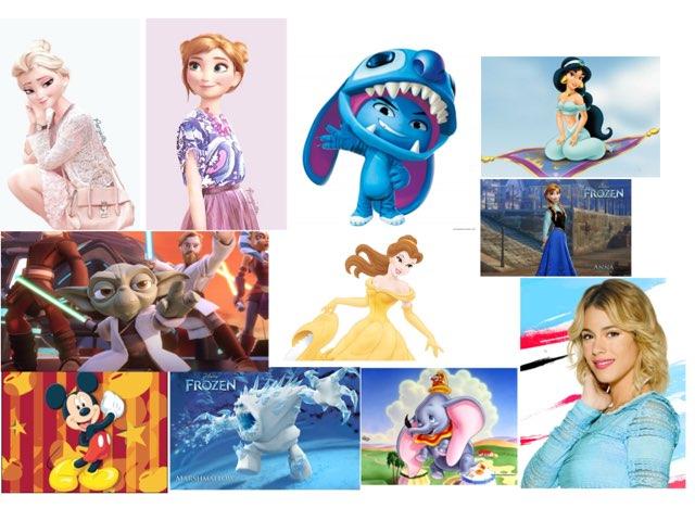 Disney by Laura Glineur