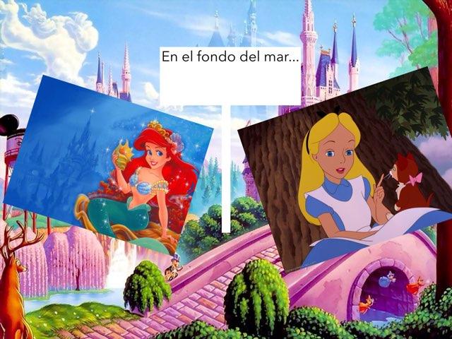 Disney by Marije gg
