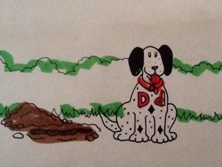 Ditto Dog by Elliott Kern