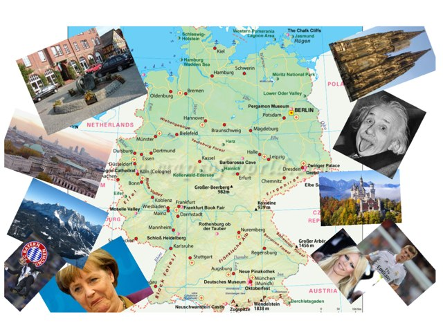 Do You Know Germany? by Susan Mulquiney