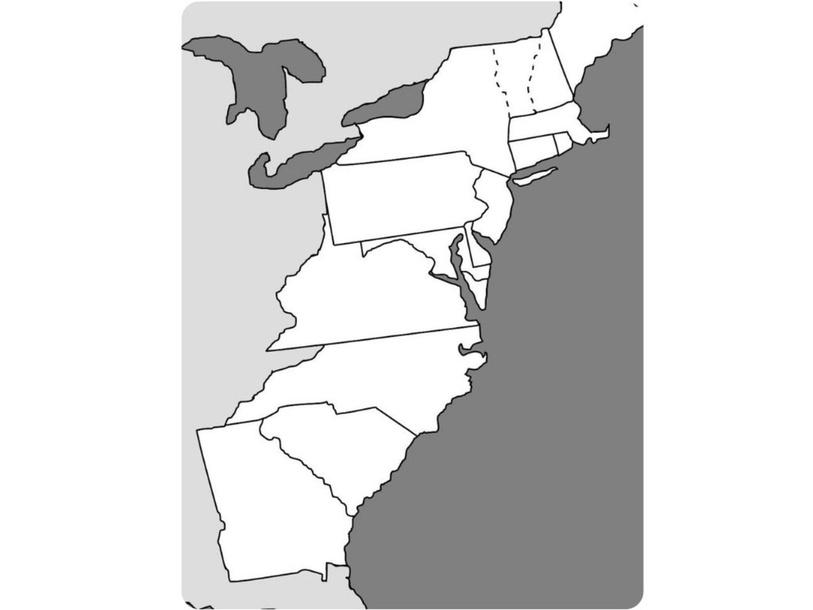 Do You Know the 13 Colonies? by SHAMERIA DALTON