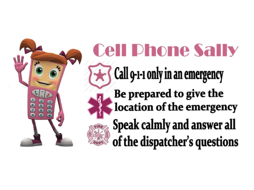 Do you know your 9-1-1 Tips? by Leticia Truex