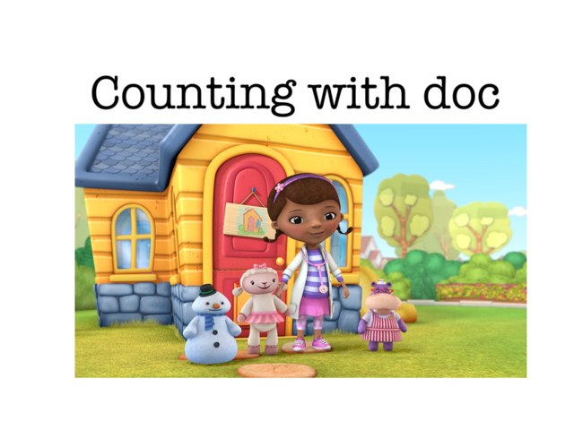 Doc Mcstuffins by Salma Diab