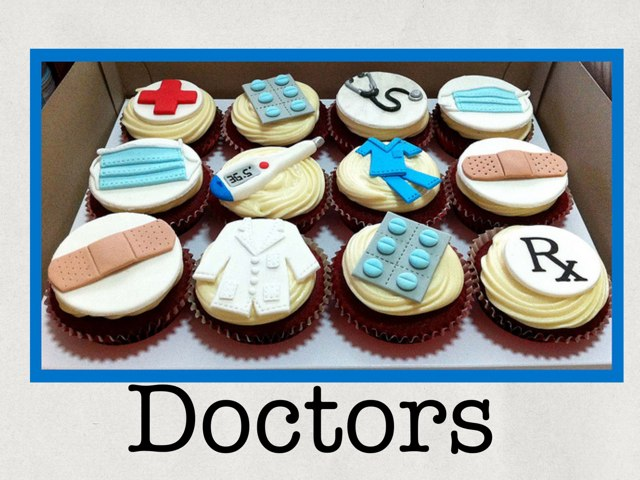 Doctors by Tracy Miller