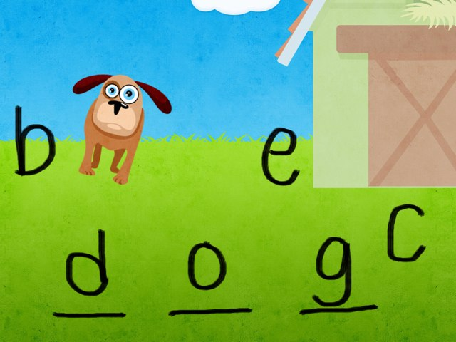Dog game  by High-view Foundation