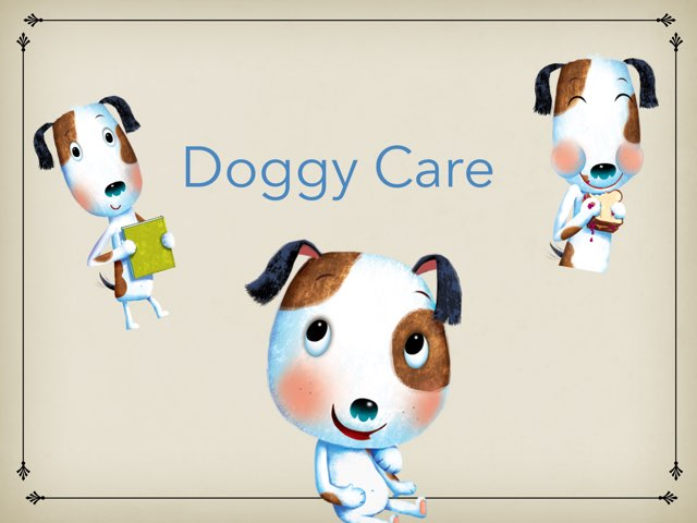 Doggy Care by Vicki Clarke