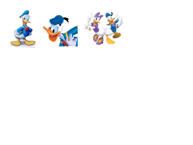 Donald Duck Filmpjes by Astrid
