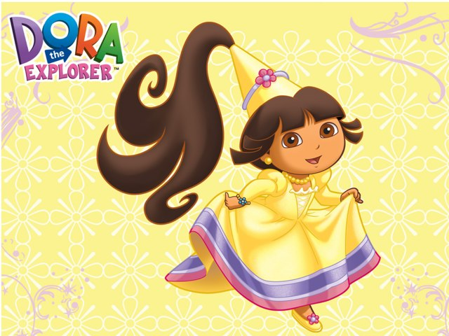 Dora by Melody Chen
