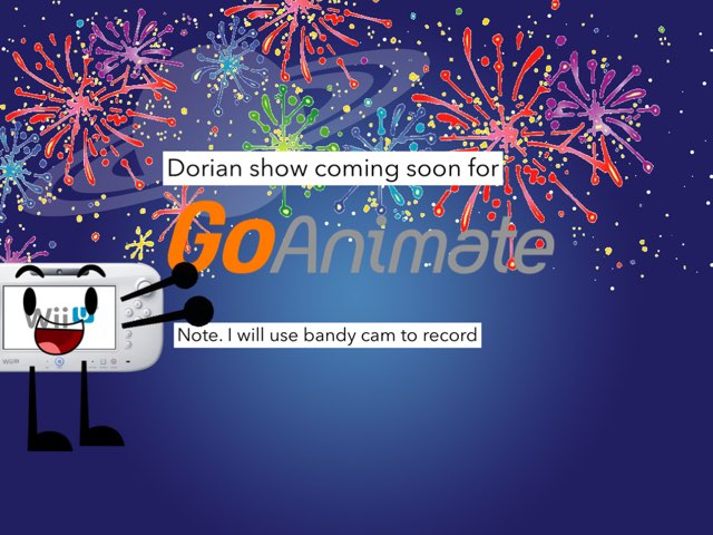 Dorian Show Coming Soon by Oogie alleyn