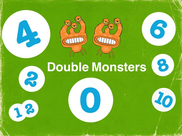 Double Monsters by Jennifer Goostrey