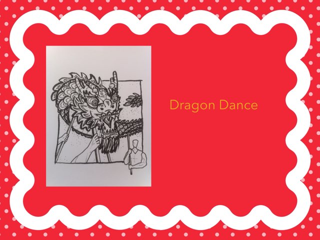 Dragon Dance by Moses Sia