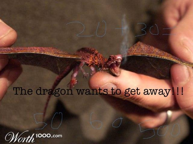 Dragon Math by Piper Kolafa