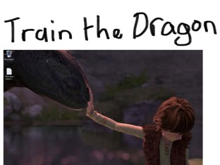 Dragon Training  How to Train Your Dragon by Alpha Tron
