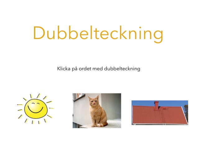 Dubbelteckning by Anna-Lena Andersson