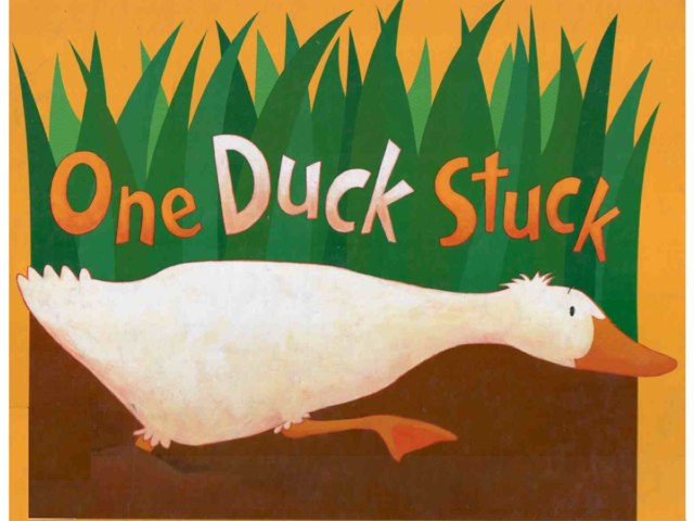 Duck Puzzle KG A by Debby Cynthiana