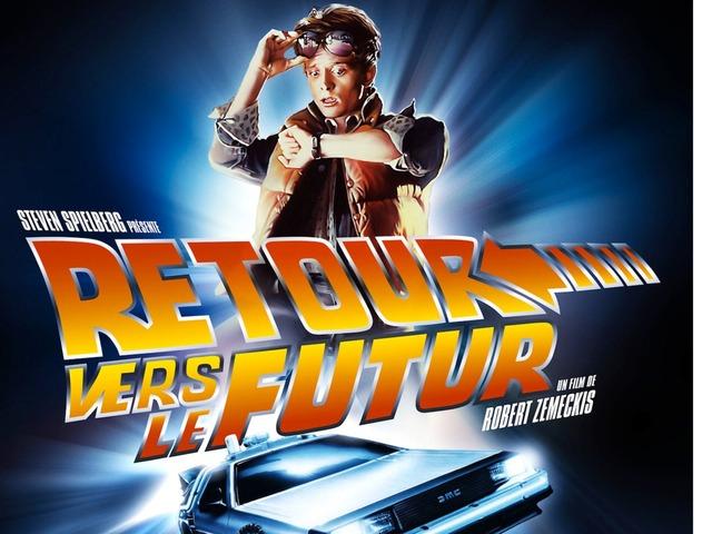 LE RETOUR VERS LE FUTUR  by moussa