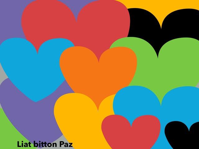 Hearts Puzzle  by Liat Bitton-paz