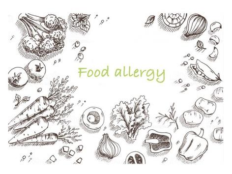 Food Allergy by لجين إسماعيل فادان
