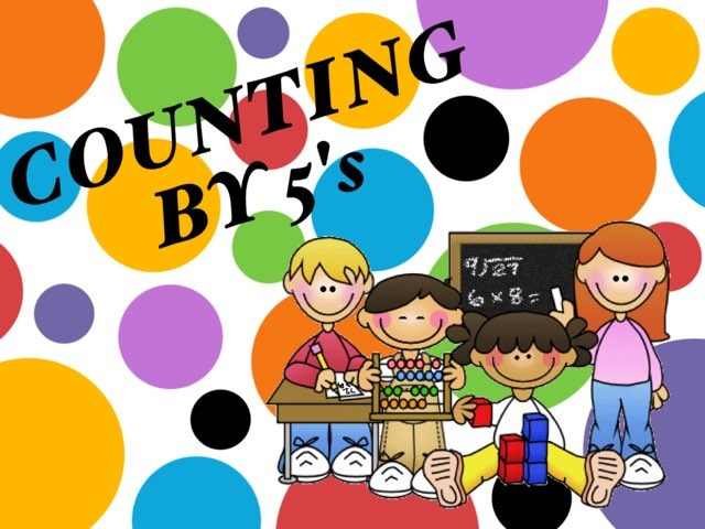 Counting by 5's by Judith Sales