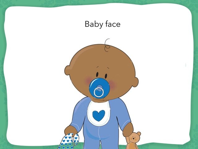 Baby Face  by Alisa Campbell