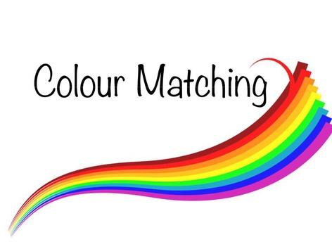 Colour Matching (EN UK) by Madonna Nilsen