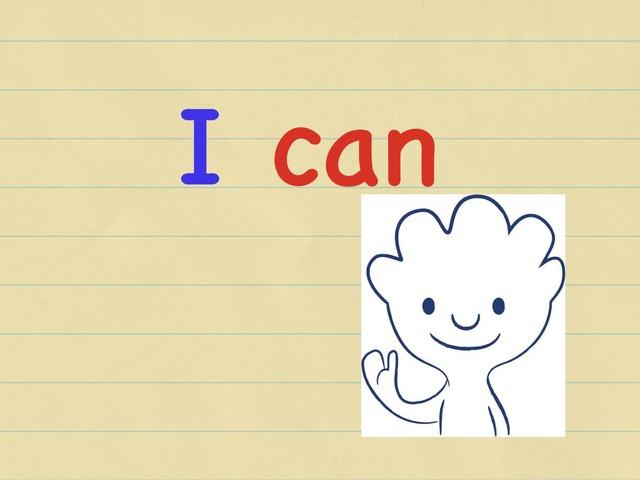 I Can by Maria Fernanda Nieto