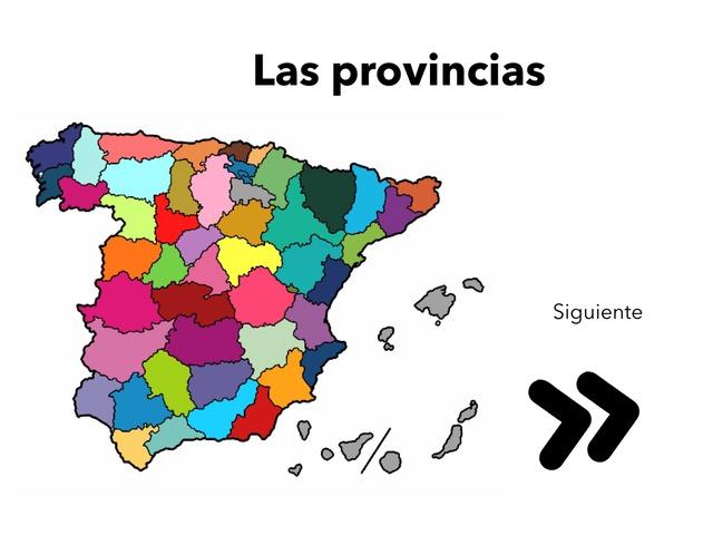 Las Provincias by Laura Soto Masso