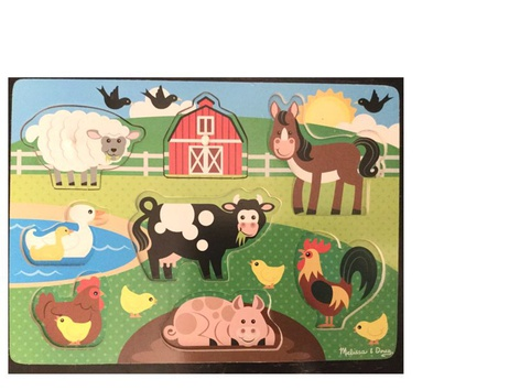 Animal puzzle (more) by Jen VanHorn