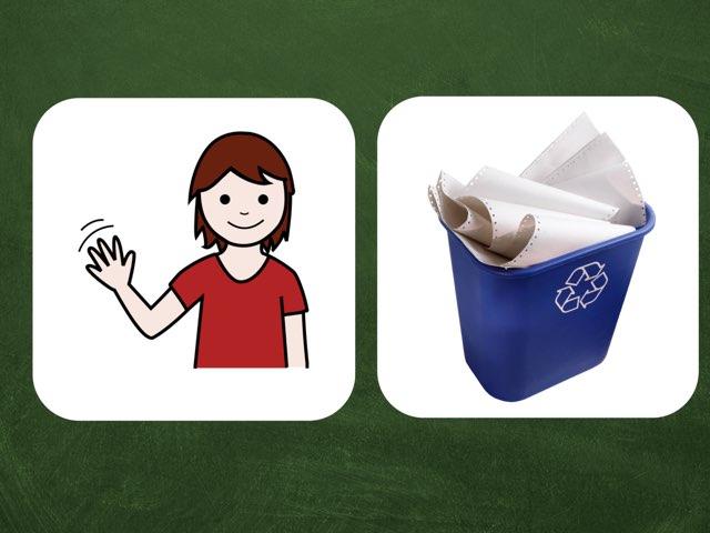 Reciclar by Escola nadis-scs