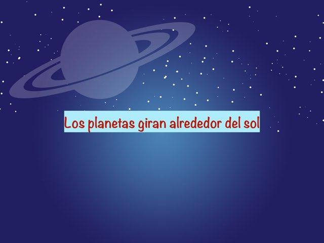 Sistema Solar by COLEGIO HIJAS DE JESÚS A CORUÑA