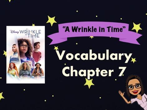 AWIT Ch.7 Vocabulary Flash cards & Game by Iliana Navarro-Chiessa
