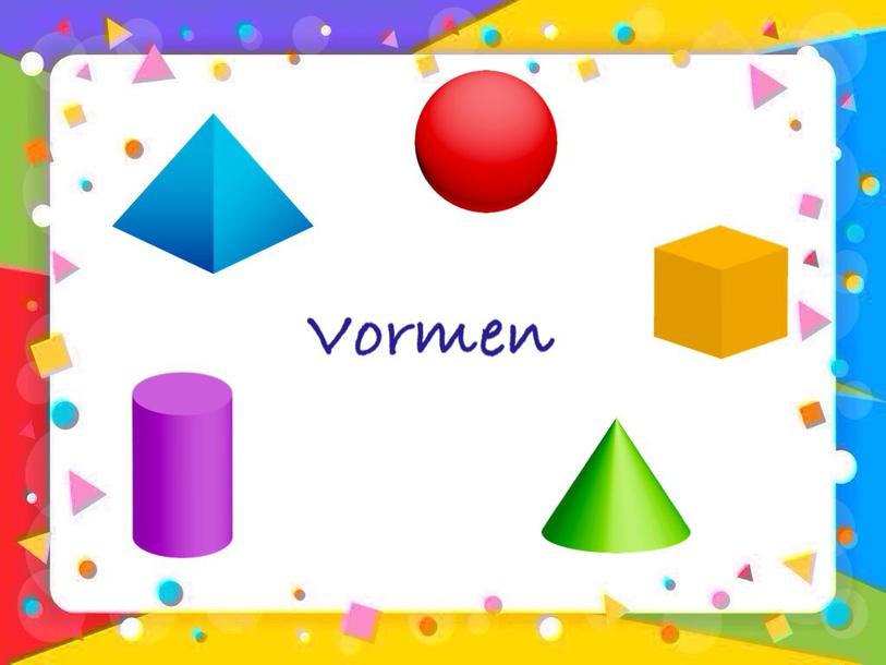 Vormen by Marieke Botman