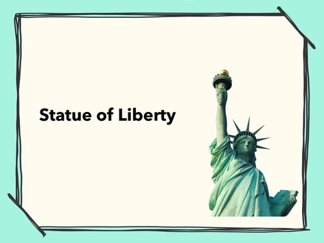 Statue Of Liberty by Kathy Gordon