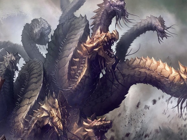 Hydra by faiorer ,enzjz
