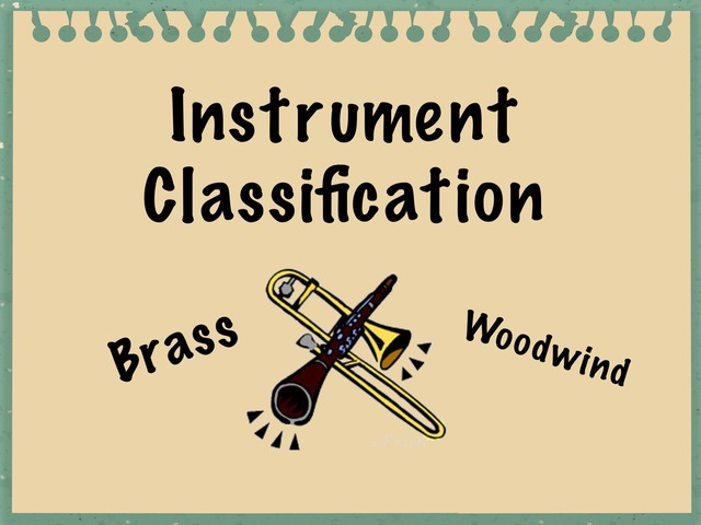 Brass and Woodwinds by A. DePasquale