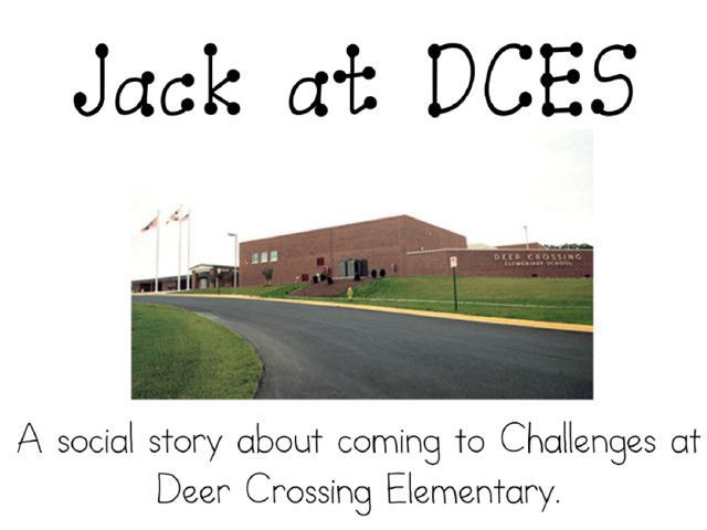 Jack At DCES by Bethany Hentgen