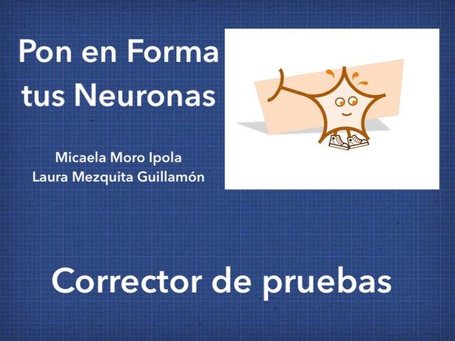 PETN Corrector de pruebas by Micaela Moro