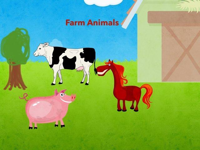 Farm Animals by Tiffany McMillan