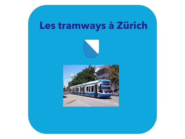 Le Tramway by Audrey Paul