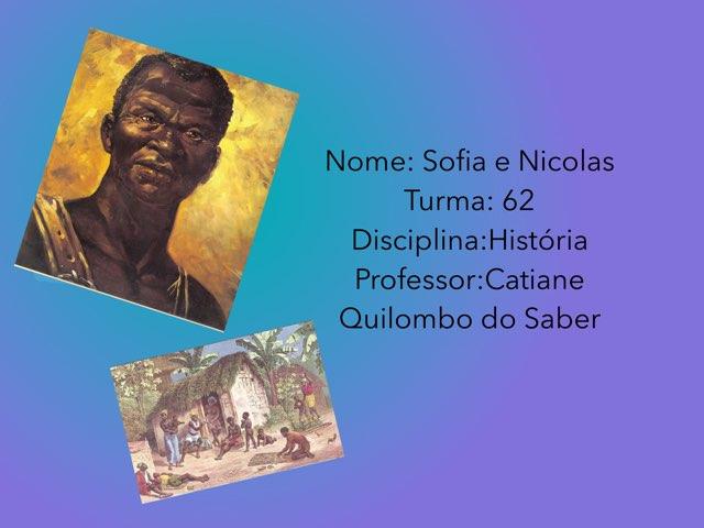 Sofia E Nicolas by Rede Caminho do Saber