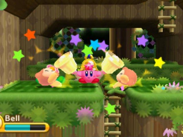 Kirby Puzzle by Héctor Alonso Fernández