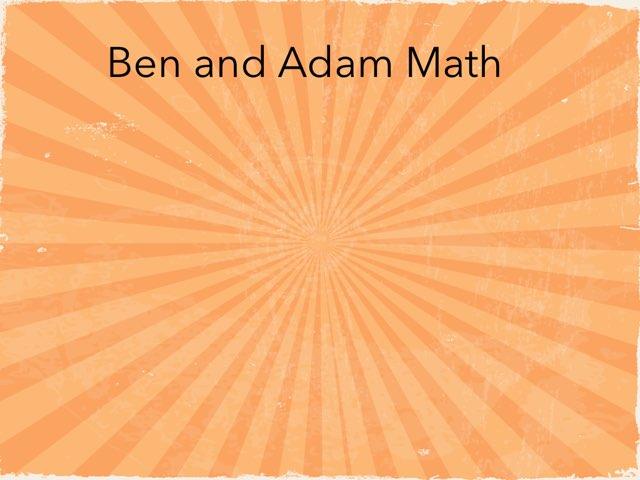 Ben and Adam by Ashley schreiner