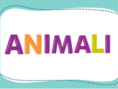 Gli Animali by Veronica Zonta
