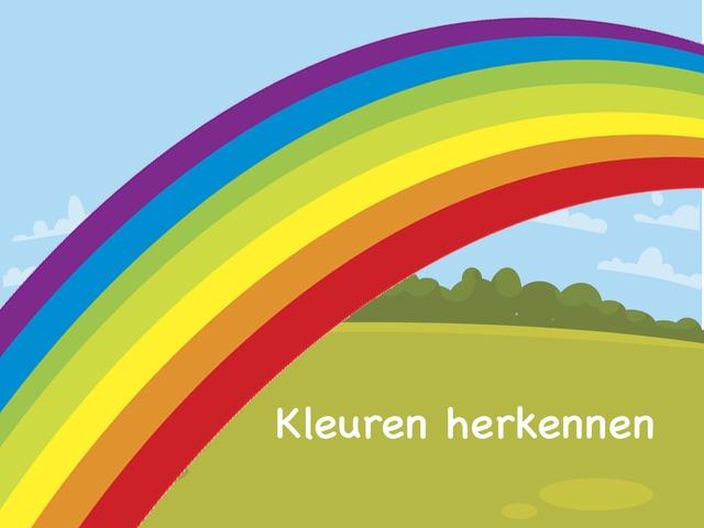 Kleuren Spel by Juf kim Giraf