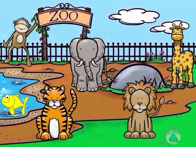 Zoo by teacher samia