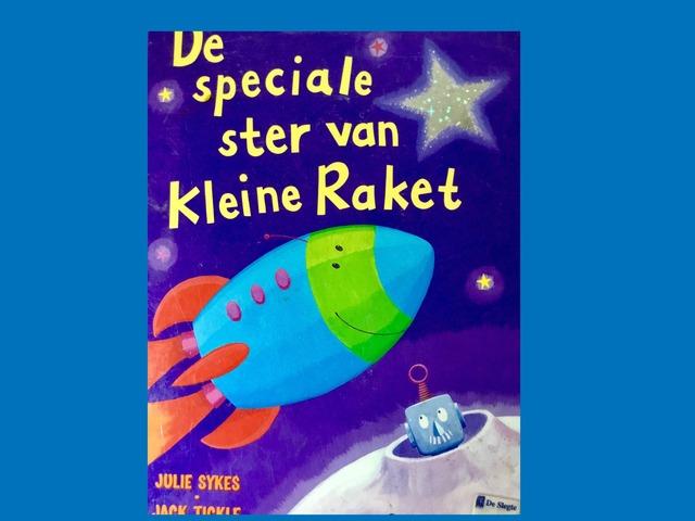 De Speciale Ster Van Kleine Raket by Florine Ham
