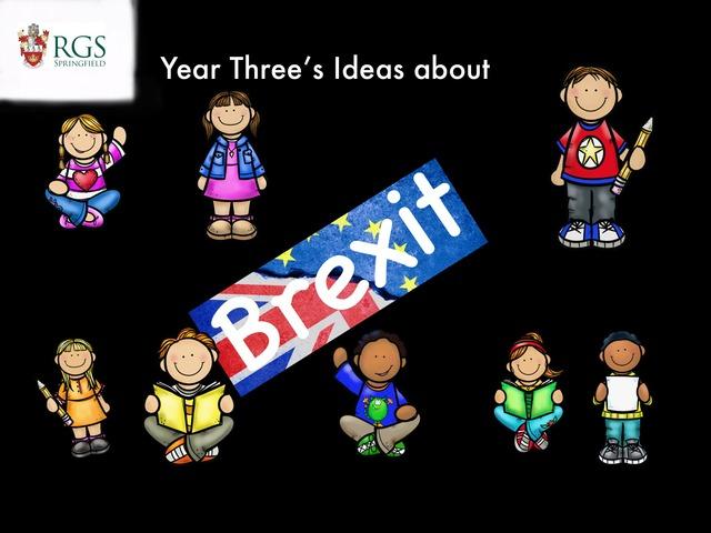 Y3 Brexit by Craig Miller